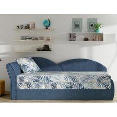 Kampinė sofa - lova