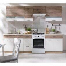Virtuvės komplektas (210+60)